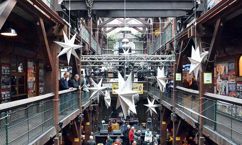 Startseite - Fabrik Hamburg